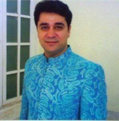 Deepak Mishra aka Gireesh Sahedev