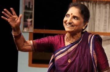 Hansa Parekh (Baa) aka Sarita Joshi