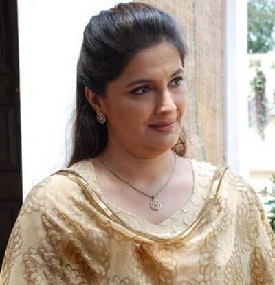 Iqbal's wife aka Mahru Shaikh