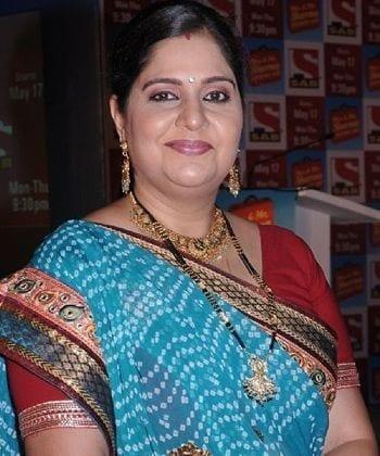 Jayshree Parekh aka Vandana Pathak
