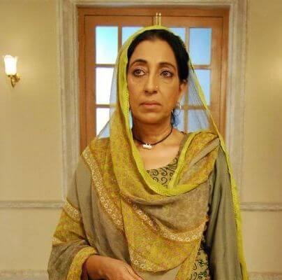 Mehru Chachi aka Amardeep Jha