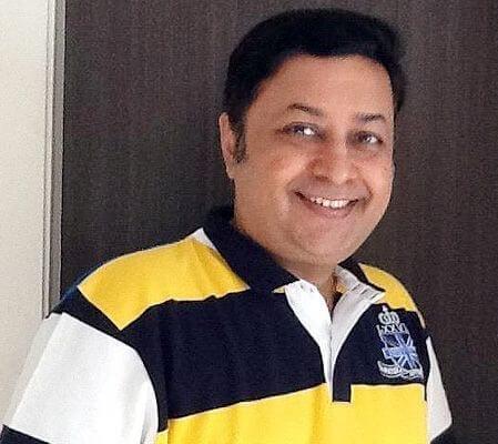 Mitesh aka Nitin Vakharia