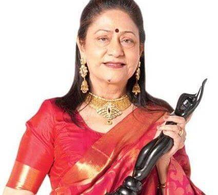 Narayani Devi aka Aruna Irani