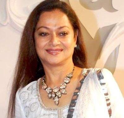 Pratibha Jagmohan Prasad aka Zarina Wahab