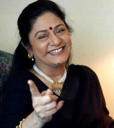 Raajrani aka Aruna Irani