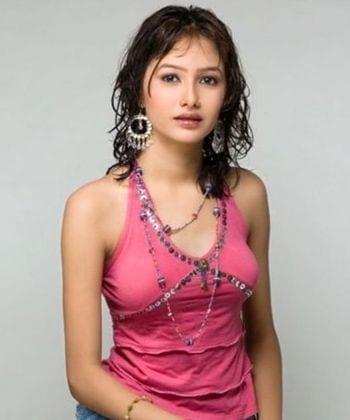 Radha aka Leena Jumani