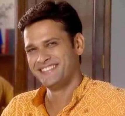 Raj Singhania aka Sameer Dharmadhikari