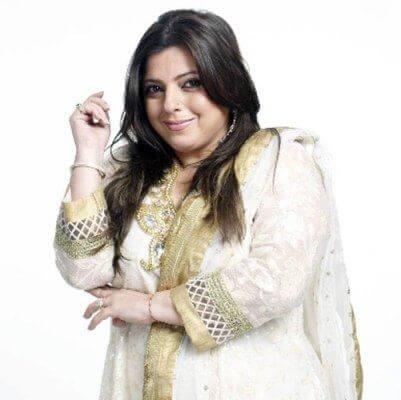Resham Chachi aka Delnaaz Irani