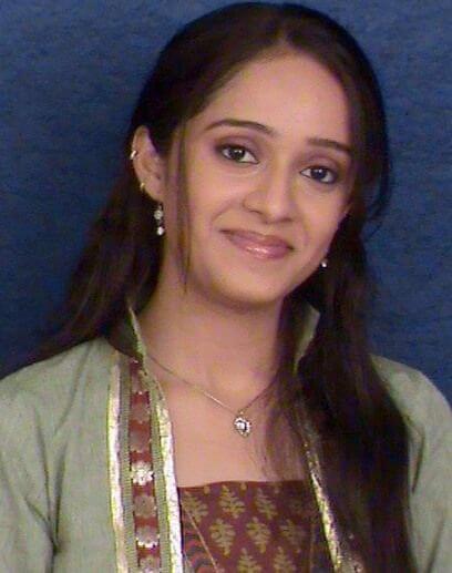Ritika Joshi aka Vinita Joshi Thakkar