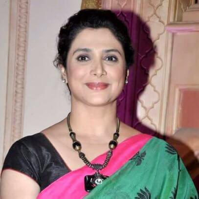 Shailaja Kashyap aka Supriya Pilgaonkar