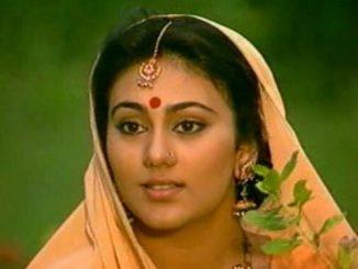 Sita aka Deepika Chikhalia