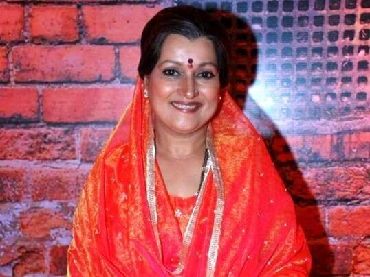 Sunaina Chaturvedi aka Himani Shivpuri