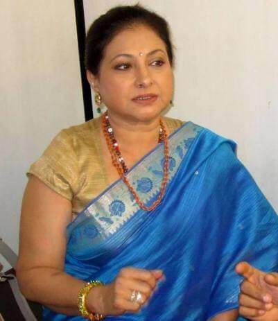 Thakurain Chandra Prabha aka Smita Jaykar
