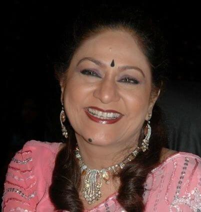 Vahini Sahiba aka Aruna Irani
