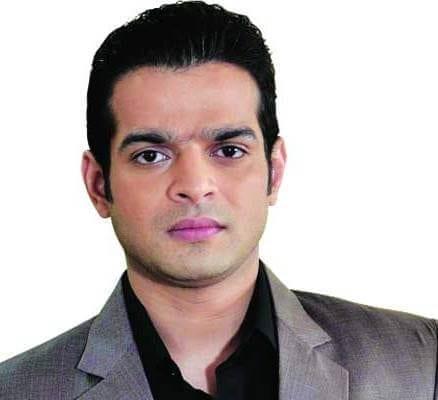 Vivan Kapoor aka Karan Patel