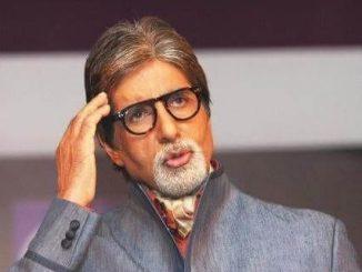 Yudhisthir Sikarwar aka Amitabh Bachchan