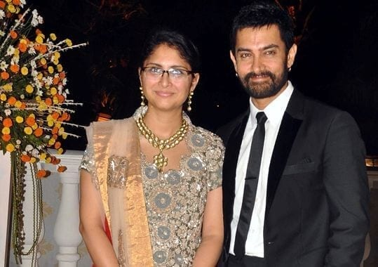 Aamir Khan Wedding Pic