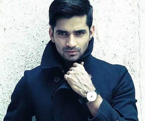 Kinshuk Kachroo aka Vishal Singh