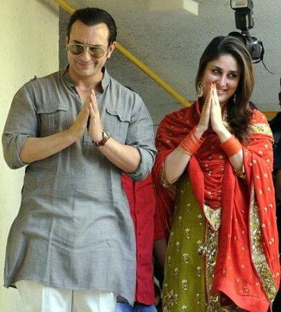 Saif Ali Khan Couple Image