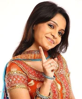 Sanjana Sareen aka Ami Trivedi