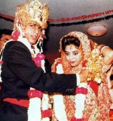 Shahrukh Khan Wedding Pic