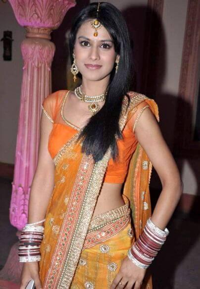 Sneha Kapadia aka Nia Sharma
