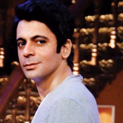 Gutthi aka Sunil Grover