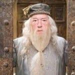 Albus Dumbledore real name is Michael Gambon