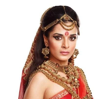 mahabharat tv serial all characters real names with