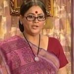 Usha Dhirubhai Jhaveri aka Pallavi Pradhan