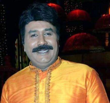 Altamash Altu uncle aka Ashok Lokhande