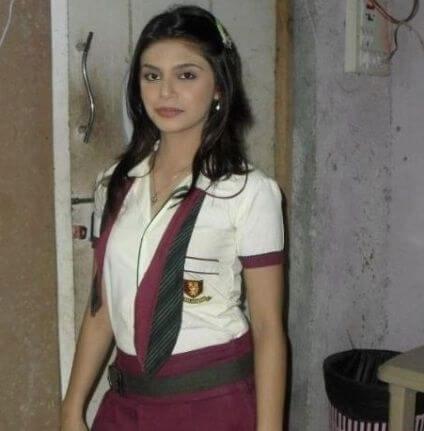 Kiya Gujral aka Bharti Kumar