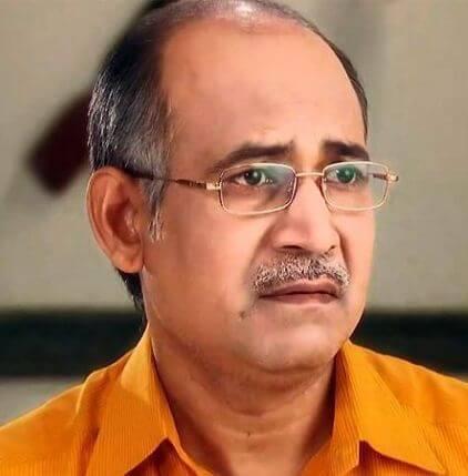 Mr. Mishra aka Shahab Khan