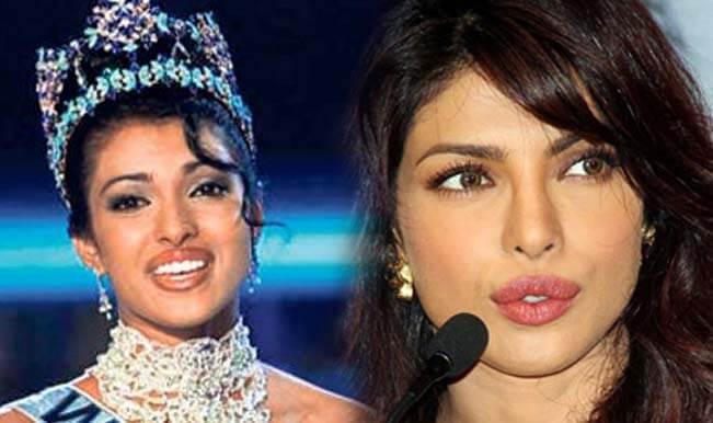 Priyanka Chopra Surgery