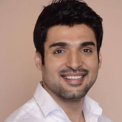 Shaurya Singh aka Gaurav Chaudhary