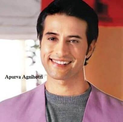 Vikram Ahuja aka Apurva Agnihotri