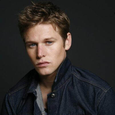 Matt Donovan real name is Zach Roerig