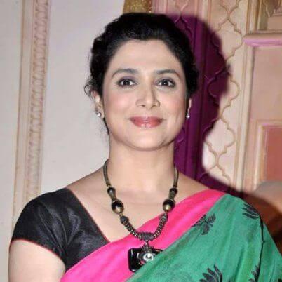 Radha Verma aka Supriya Pilgaonkar