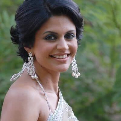 Shanti aka Mandira Bedi