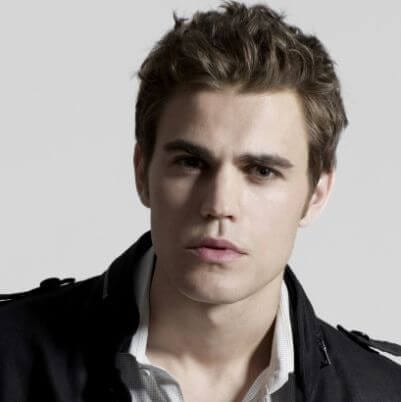 Stefan Salvatore aka Paul Wesley