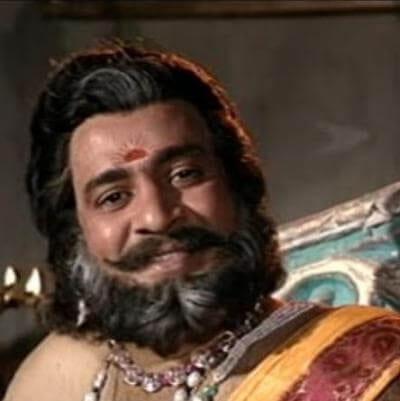 Dashratha aka Bal Dhuri