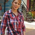 Babita Krishnan Iyer original name is Munmun Dutta