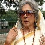 Jassi's grandmother aka Uttara Baokar