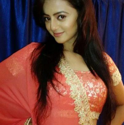 Swara Sharmistha Bose original name is Helly Shah