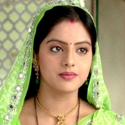 A.S.P. Sandhya Sooraj Rathi original name is Deepika Singh