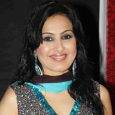 Karishma original name is Kamya Punjabi