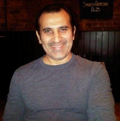 Raj Malhotra aka Parmeet Sethi