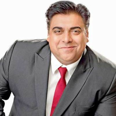 Rajeshwar original name is Ram Kapoor