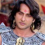 Yudhisthir original name is Rohit Bharadwaj