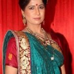 Shashikala Rudra Singh Rathore original name is Geeta Tyagi